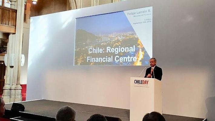 Chile como centro financiero regional: Los 10 ejes del anuncio de Hacienda en el ChileDay