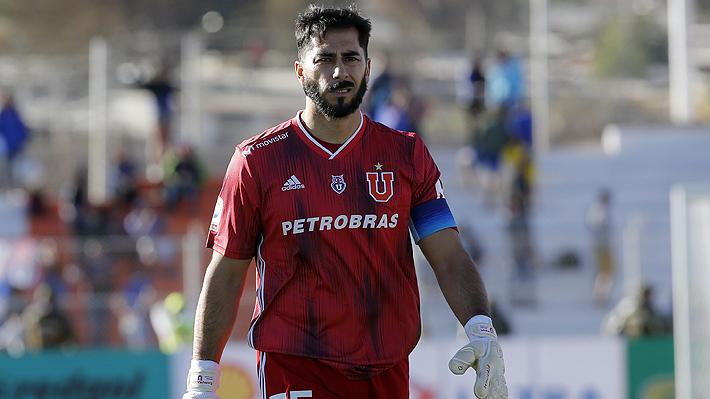 """Sergio """"Superman"""" Vargas no se atrevió a asegurar la continuidad de Johnny  Herrera en la U   Emol.com"""