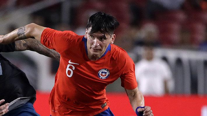 """Video: Alfonso Parot marcó para Chile... Mira los goles en la derrota de la """"Roja"""" ante Honduras"""