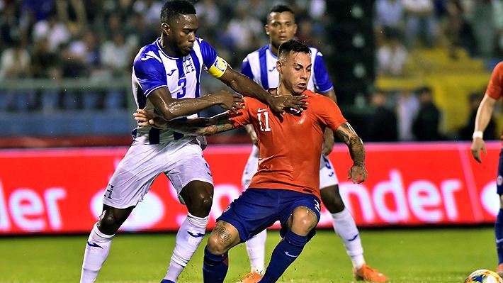 Chile no aprovecha un buen primer tiempo, pierde con Honduras dejando dudas y se queda sin triunfos en la gira
