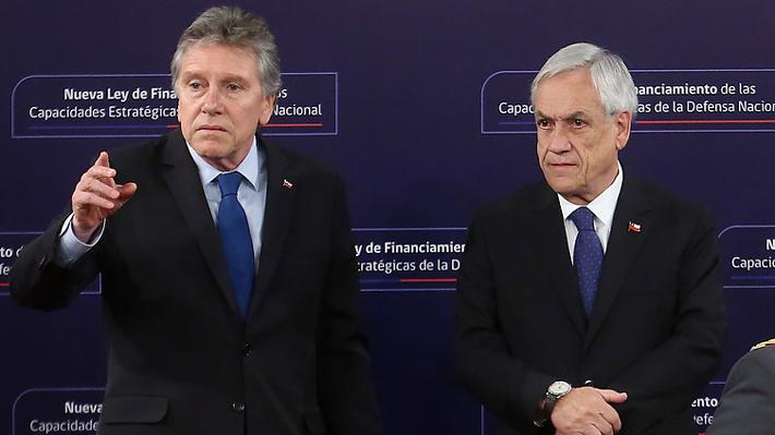 """Espina por ausencia de actos por el 11 de septiembre en La Moneda: """"Son decisiones que toma el Presidente"""""""