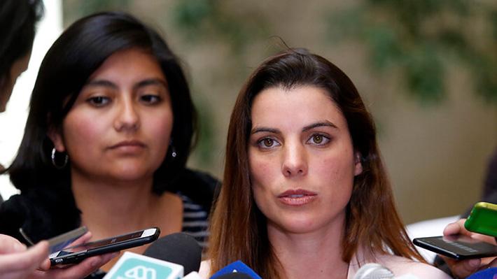 Asesorada por Camila Rojas y abogados del FA: La estrategia de Maite Orsini para defender la acusación contra Cubillos