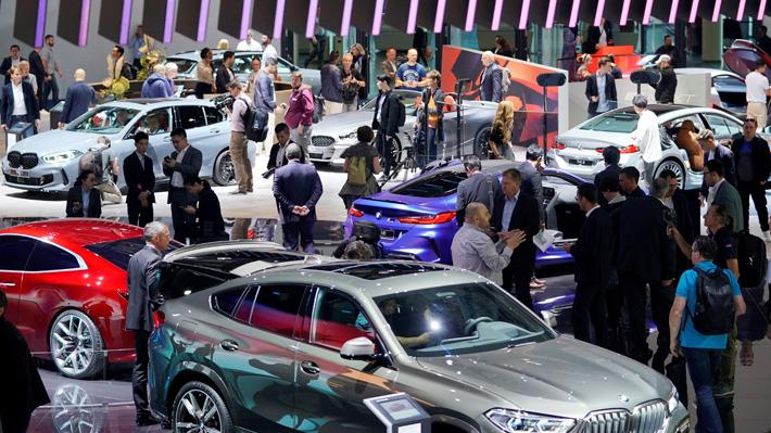 Salón de Frankfurt: Malos tiempos para una industria que avanza hacia la electromovilidad