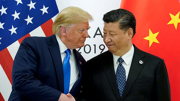 """Trump decide aplazar parte del aumento de aranceles contra China """"en señal de buena voluntad"""""""