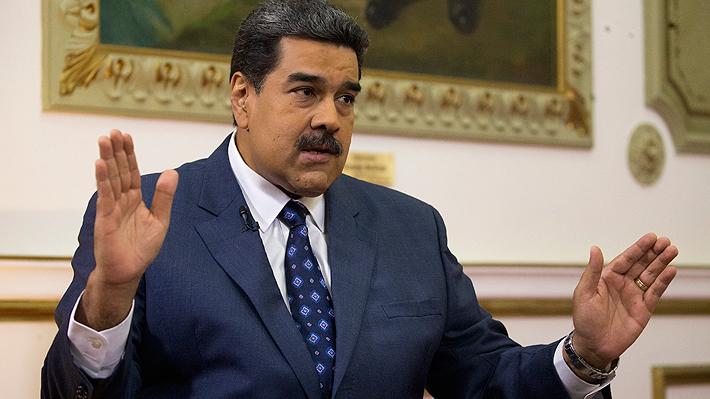 """Maduro afirma que nuevo informe crítico de Bachelet está plagado de """"mentiras"""""""