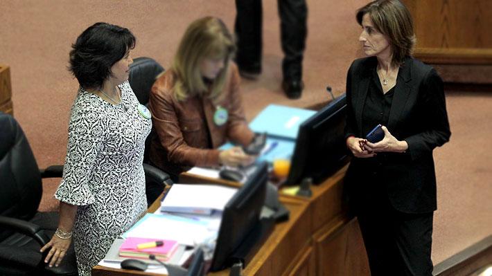 """Presidente de la DC descarta """"causal de inhabilidad"""" de senadora Provoste en acusación contra Cubillos"""