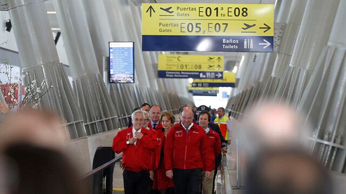 """Piñera destaca """"histórica"""" cifra de turismo para el """"18"""": """"Estamos avanzando en la dirección correcta"""""""