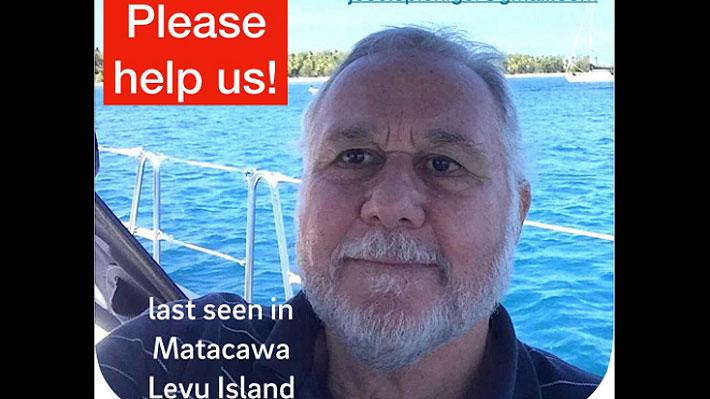 Chileno se encuentra desaparecido en una isla de Fiji: familiares denuncian nula ayuda de autoridades locales para encontrarlo