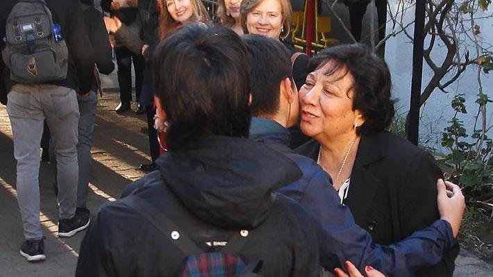 Lilí Orell en el Instituto Nacional: El estilo, los reparos y las primeras gestiones de la nueva rectora
