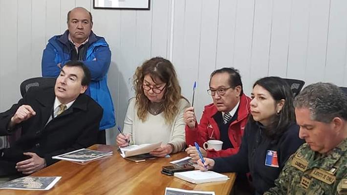 """Puerto Octay: Autoridades recuerdan """"caso Osorno"""" y anuncian que corte de agua se mantendrá """"mientras dure investigación"""""""