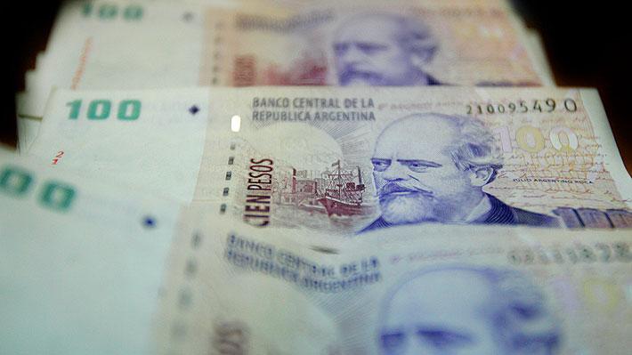 Inflación de Argentina salta hasta 54,5% en doce meses tras fuerte alza en agosto