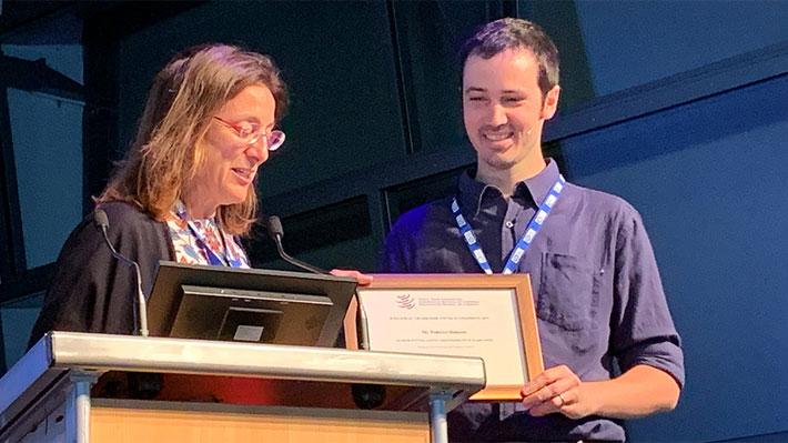 """Organización Mundial del Comercio premia a joven economista chileno por """"impecable"""" paper"""