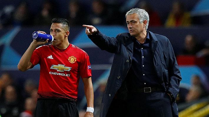 """Mourinho hace una autocrítica sobre su relación con Alexis y confiesa: """"Sánchez no era un hombre feliz en el United"""""""