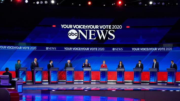Desde Venezuela a dichos en español: Las mejores frases que dejó el esperado debate demócrata en EE.UU.