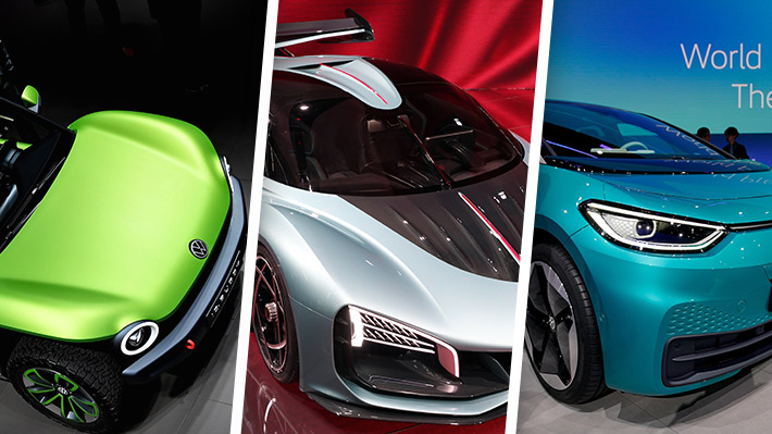 Salón del Automóvil de Frankfurt: Mira algunos de los modelos más espectaculares