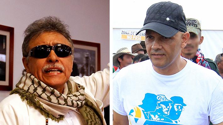 La Justicia para la Paz de Colombia expulsa a dos ex jefes de las FARC  por retomar las armas