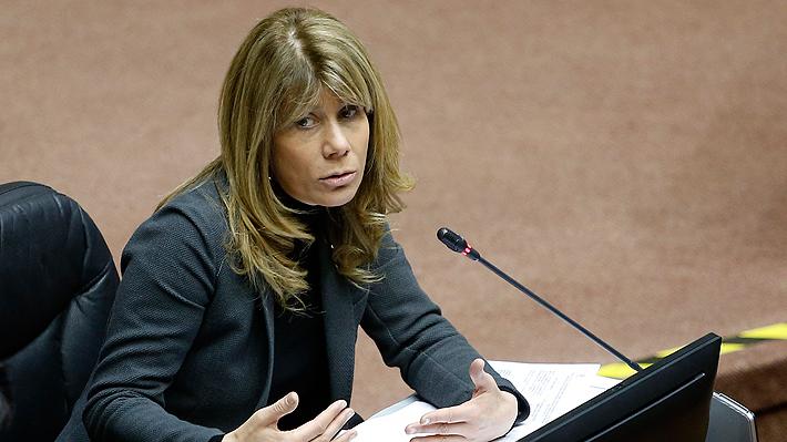 """Senadora Rincón: """"Apoyaré la idea de legislar de la reforma tributaria pero con condiciones"""""""
