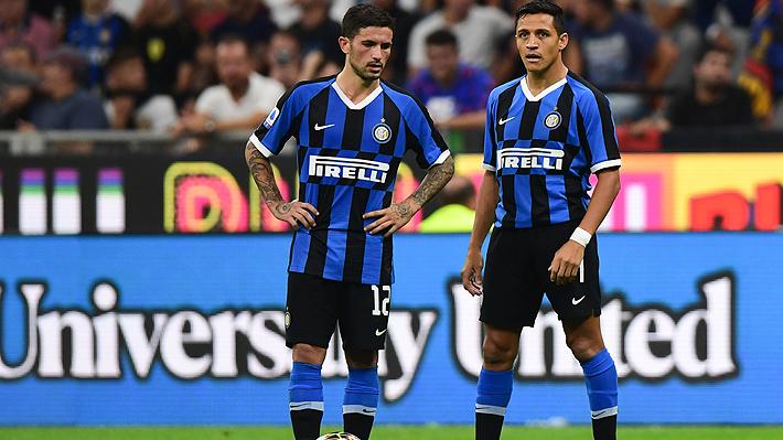 Alexis debutó en el Inter y estuvo cerca de anotar en el triunfo ante el Udinese por el Calcio