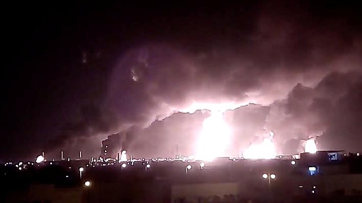 Petrolera más grande del mundo redujo producción un 50% tras ataque con drones en Arabia Saudita