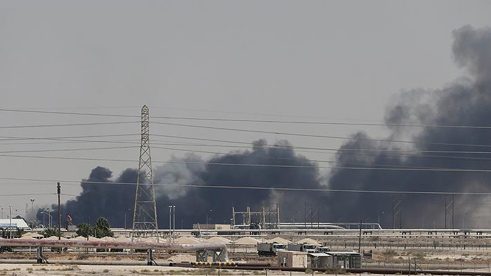 """Irán niega responsabilidad en ataques contra petrolera saudí y califica acusaciones de EE.UU de """"sin sentido"""""""