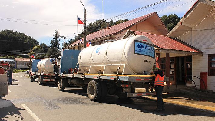 Baja calidad y cuentas impagas: El complejo funcionamiento del sistema de agua municipal de Puerto Octay