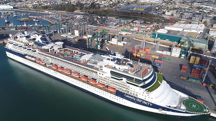 Un 22,7% más de recaladas se espera para la próxima temporada de cruceros en el país