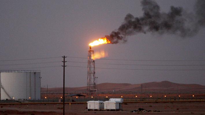 Petróleo aumenta 20% en su apertura tras ataque a planta saudita: La mayor alza desde la guerra del Golfo