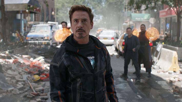 Robert Downey Jr. regresaría al Universo Marvel en la próxima película sobre Black Widow