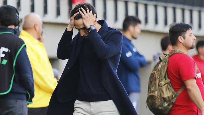 En una controvertida decisión, Calera despide a Francisco Meneghini y ya van 21 DTs cesados entre la A y la B