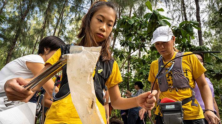 """Niña de 12 años lucha contra el plástico en Tailandia: """"Cuando los adultos no hacen nada, los niños tenemos que actuar"""""""