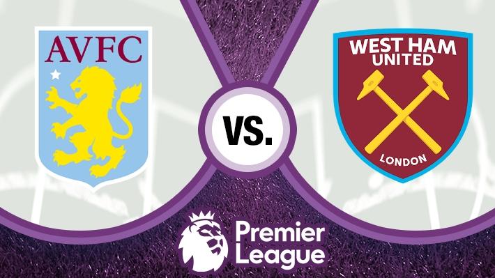 Así fue el empate entre Aston Villa y West Ham por el cierre de la quinta fecha de la Premier League