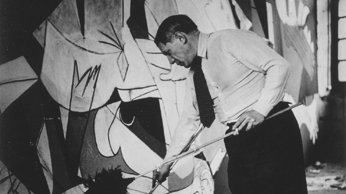 """ONU pide disculpas a España por """"horrible error"""" en la descripción de famoso cuadro de Picasso expuesto en su sede"""