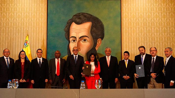 Gobierno de Maduro anuncia el retorno del oficialismo al Parlamento venezolano