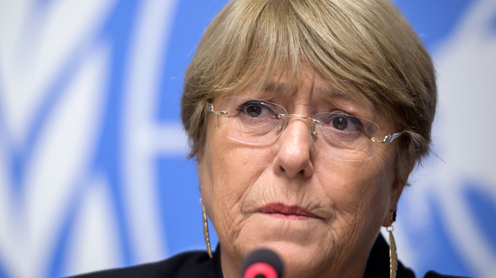 """Bachelet y supuesta relación  entre su campaña y constructora brasileña: """"No he tenido ningún vínculo con OAS"""""""