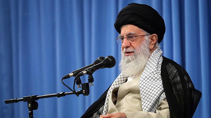 Líder supremo iraní descarta cualquier negociación con EE.UU. en medio de tensión por ataques en Arabia Saudita
