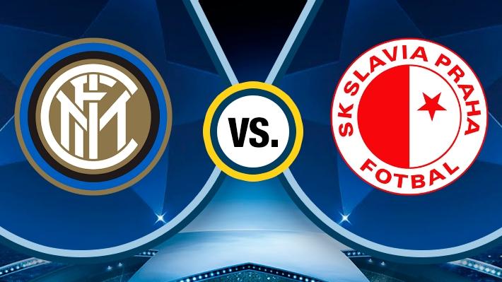 Repasa el empate del Inter de Milán frente al Slavia Praga