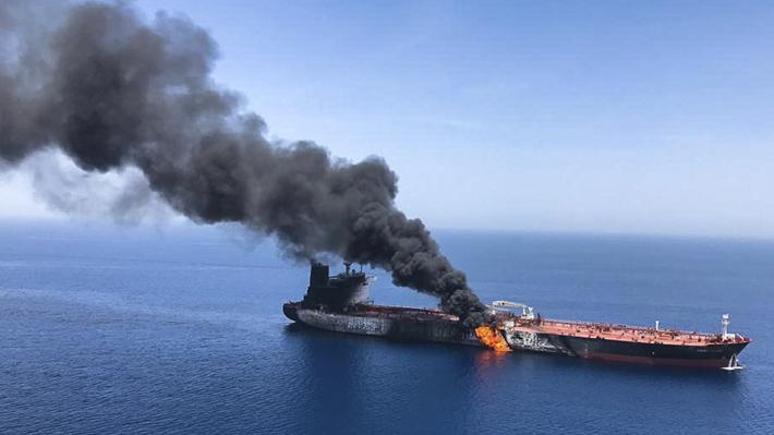 Arabia Saudita se une a coalición naval liderada por Estados Unidos en el golfo Pérsico