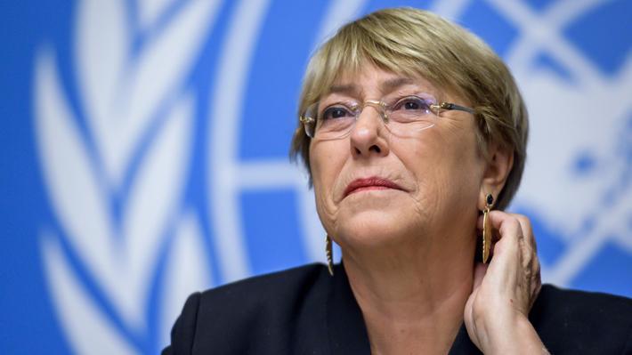 Bachelet valora excarcelación de vicepresidente del parlamento de Venezuela y pide liberar al resto de presos políticos