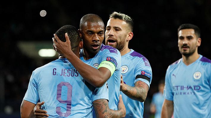 Sin Bravo en el arco, el City cumple y golea al Shakhtar en la Champions League
