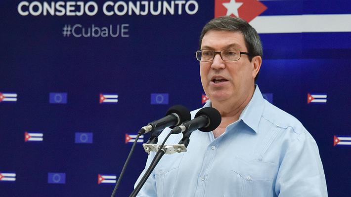 """Cuba rechaza la """"injustificada"""" expulsión por parte de EE.UU. de dos de sus enviados especiales en la ONU"""