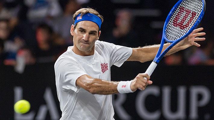 Los problemas que estarían poniendo en jaque la exhibición de Federer en Chile