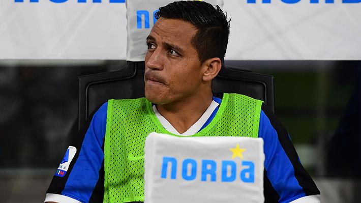"""Conte asegura que Alexis """"pronto"""" será titular en el Inter y explica qué puede aportar el delantero"""