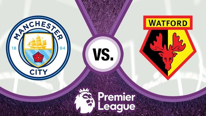 Mira cómo fue la contundente goleada del City sobre el Watford por Premier