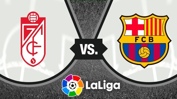 Repasa la dura caída del Barcelona ante el Granada por La Liga