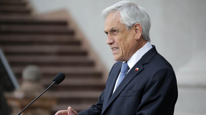 """Piñera valora marcha impulsada por Thunberg en Chile y el mundo por cambio climático: """"Tienen razón, es tiempo de actuar"""""""