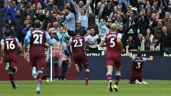 El West Ham de Pellegrini venció al United, llega a seis partidos invictos y se mete arriba en la Premier