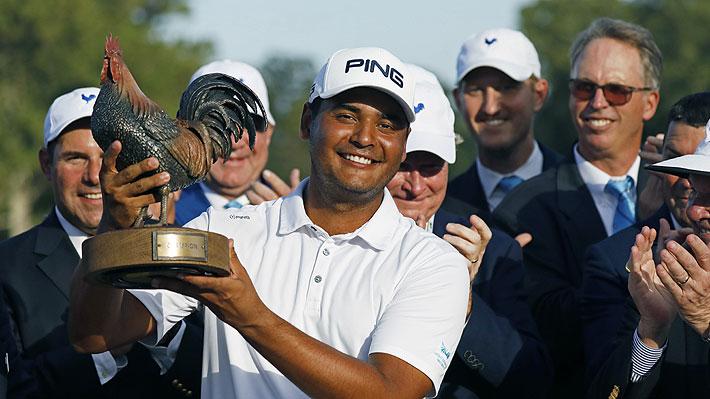 El colombiano Sebastián Muñoz ganó el Sanderson Farms Championship y logró su primer título en el PGA Tour