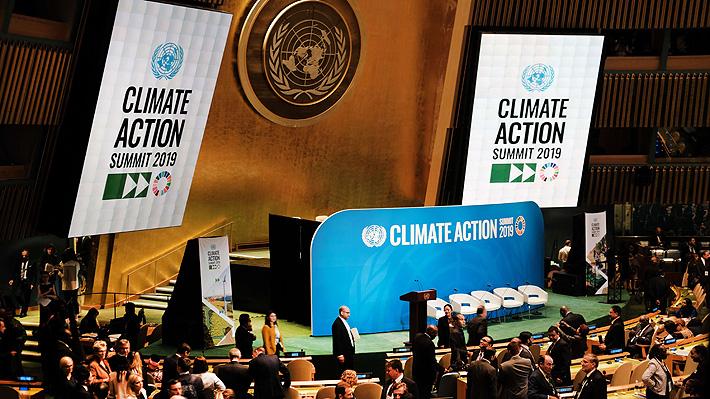 Cumbre en la ONU: 65 miembros se comprometen a la neutralidad de carbono para 2050