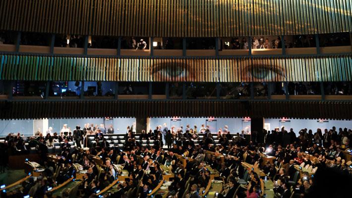 Las frases que han marcado la jornada inicial de la cumbre de la ONU por la Acción Climática