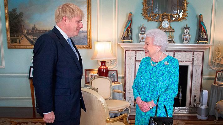 Por qué la ilegalidad de la suspensión del Parlamento británico podría complicar a la Reina Isabel II